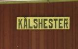 Stationsskylten  Kålshester 2008-07-03