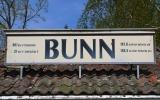 Stationsskylten till Bunn 2013-05-17