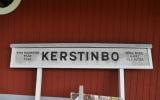 Stationsskylten till Kersinbo station 2016-07-03