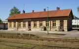 Strömsnäsbruk station, 2008-05-11