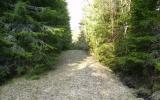 Svårframkomlig banvall vid Strängsered 2011-04-23
