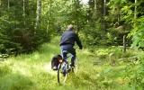 Svårframkomligt mellan Kråksmåla och Fröskelås 2007-07-06