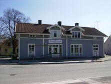 Svenljunga station, Kinds Härads Järnväg