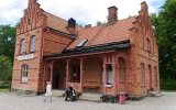 Taxinge-Näsby station 2015-06-21
