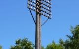 Telegrafstolpe i Åminne 2013-07-20