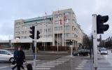 Teminalgatan där Helsingborgs gamla centralstation låg fram till 1987, 2016-04-25
