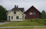 Timmele station med godsmagasin 2008-06-26