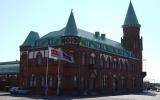 Trelleborg Centralstation 2014-04-19