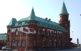 Trelleborg Centralstation 2014-04-20