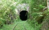 Tunnel vid Sördellen 2018-06-19