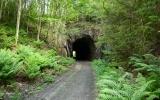 Tunneln vid Sulvik 2013-06-18