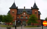 Ulricehamn station 2008-06-26