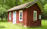 Uthus vid Mulstad 2011-06-25