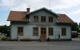 Vadstena station 2011-06-23