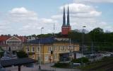 Växjö station, 2007-05-20