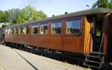 Vagn i Skara från Ölands järnväg 2010-07-01