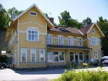Valdemarsvik station, Vikbolandsbanan