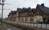 Varberg station 2010-05-14
