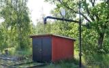 Vattenhäst och dressinskjul vid Otterbäcken 2019-06-10