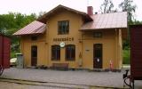 Verkebäck station 2012- 05-26