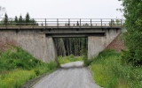 Viadukt under Ostkustbanan 2018-06-17