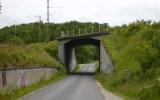 Viadukten under Blekingebanan i Karlshamn 2011-06-21