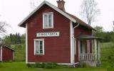 Vinketomta, kombinerad banvaktstuga och hållplats 2012-05-26