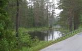 Vy från banvallen vid Sundtjärn 2017-06-08