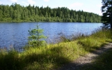 Vy över Bockagöl 2007-07-02