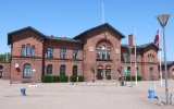 Ystad station 2014-07-06