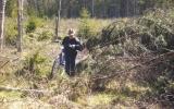 Mellan 23:an och Vislanda 2007-04-29