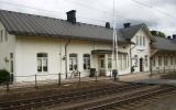 Älmhult station 2009-05-22