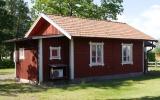 Årås banvaktstuga, flyttad till Otterbäcken, 2019-06-10