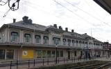 Östersund Centralstation 2017-08-13