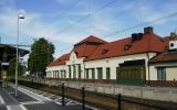 Åstorp station 2009-06-28